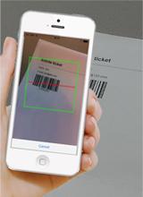 Formdesk Barcode Scanner App - Formdesk - EN